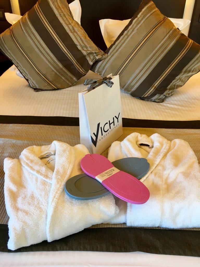 Le Vichy Thermalia de Juvignac est bien plus qu'un hôtel-spa. Au delà de la détente et de la relaxation, l'établissement propose des séjours santé, forme et beauté ainsi que des soins high tech et des programmes adaptés à chaque besoin.