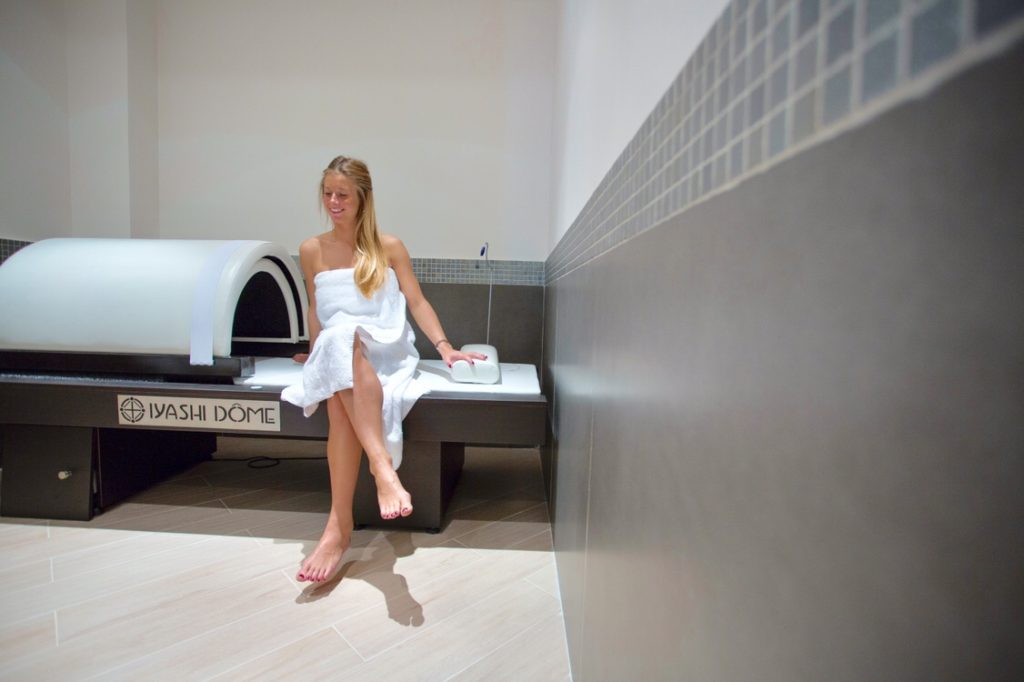 Retrouvez les bienfaits de l'Iyashi dôme, de la cryothérapie et du LPG dans l'interview du Vichy Thermalia Spa Hôtel - Découvrez les différents programmes et séjours santé, forme et bien-être du Vichy Thermalia