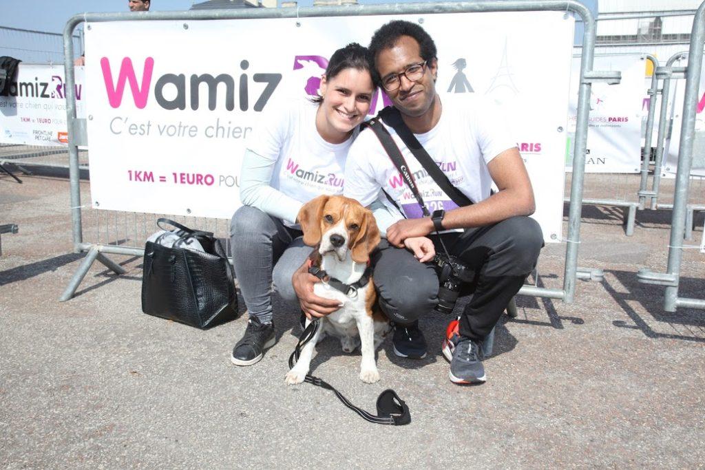 la course solidaire avec son chien : la Wamiz Run. retrouvez le programme et ses activités. un évènement pet friendly à ne pas louper. les chiens stars seront au rdv
