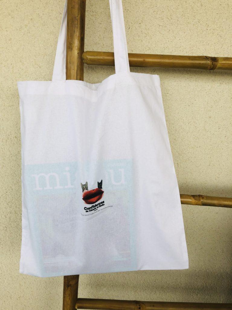 cadeau personnalisé made in france - tote bag made in Bordeaux personnalisé avec son logo