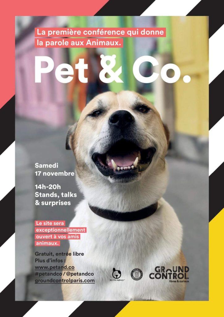 Retrouvez le programme de la Pet & Co , l'évènement pet friendly à ne pas manquer